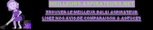 meilleur aspirateur logo